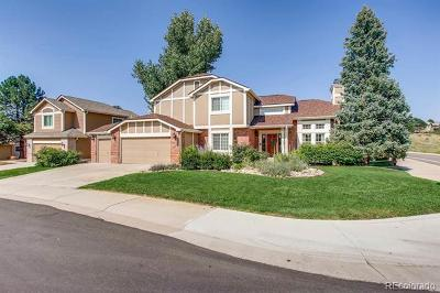 Highlands Ranch Single Family Home Active: 9918 Venneford Ranch Road
