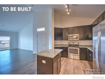 Longmont Condo/Townhouse Under Contract: 804 Summer Hawk Drive #304