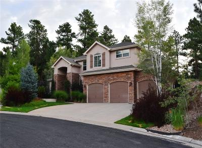 Castle Pines CO Single Family Home Active: $699,950