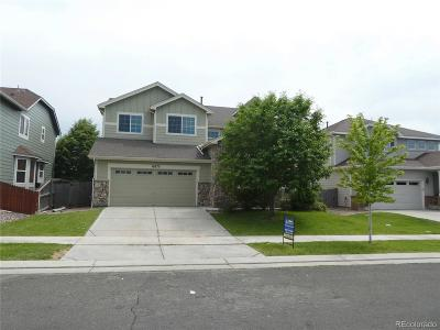 Commerce City Single Family Home Active: 16270 East 106th Way