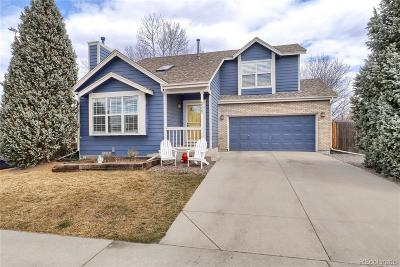 Single Family Home Active: 6550 Deframe Court