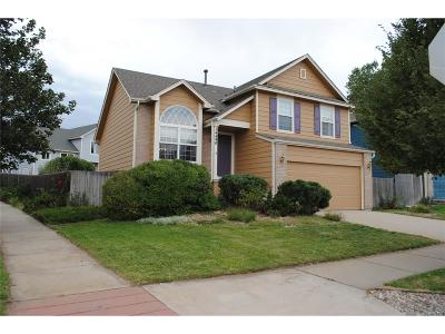 Denver Single Family Home Under Contract: 14490 Stoll Place