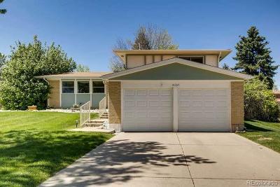 Northglenn Single Family Home Active: 10609 Quivas Street