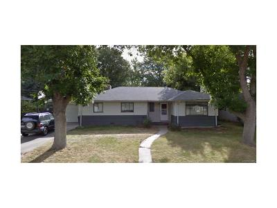 Englewood Single Family Home Active: 3124 South Vine Court