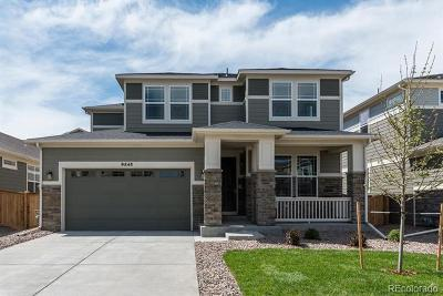 Aurora Single Family Home Active: 9848 East Kansas Avenue