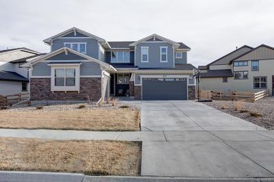 Arvada Single Family Home Active: 8772 Flattop Street