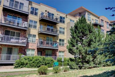Centennial Condo/Townhouse Active: 9079 East Panorama Circle #408