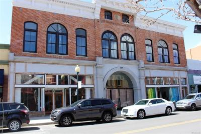 Salida Condo/Townhouse Under Contract: 129 West First Street #E
