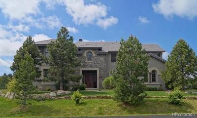 Douglas County Single Family Home Active: 6132 Missouri Peak Place