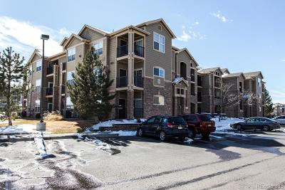 Parker Condo/Townhouse Under Contract: 17442 Nature Walk Trail #201