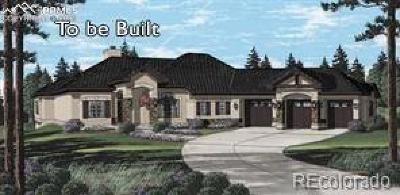 Monument CO Single Family Home Active: $849,900 List Price