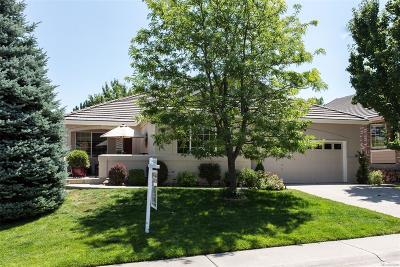 Lone Tree Single Family Home Active: 9576 Silver Hill Circle