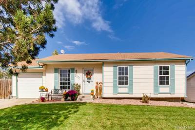 Thornton Single Family Home Active: 2581 East 98th Avenue