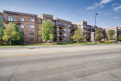 Denver Condo/Townhouse Active: 2700 East Cherry Creek South Drive #120
