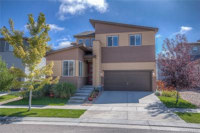 Commerce City Single Family Home Active: 10060 Truckee Street