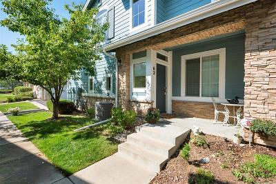 Highlands Ranch, Lone Tree Condo/Townhouse Active: 62 Whitehaven Circle