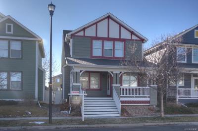 Brighton Single Family Home Active: 4552 Crestone Peak Street