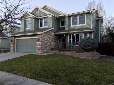 Boulder Single Family Home Active: 5787 Orchard Creek Lane