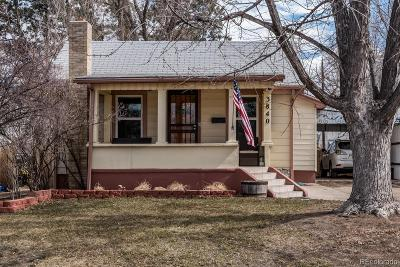 Englewood Single Family Home Under Contract: 3840 South Grant Street
