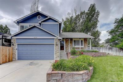 Centennial Single Family Home Active: 19776 East Bellewood Drive