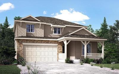Douglas County Single Family Home Active: 16008 Hayloft Lane