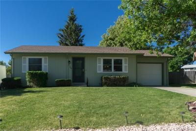 Broomfield Single Family Home Under Contract: 3126 West 134th Court