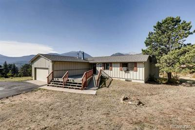 Estes Park Single Family Home Active: 1755 Dekker Circle