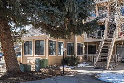 Boulder Condo/Townhouse Under Contract: 5918 Gunbarrel Avenue #A