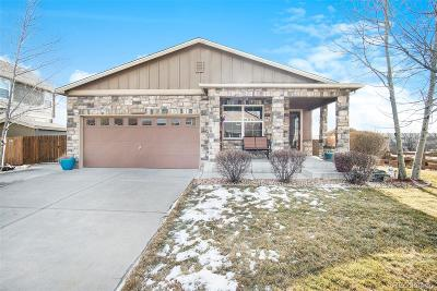 Frederick Single Family Home Under Contract: 8034 Raspberry Drive