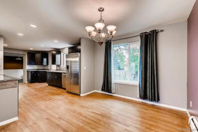 Broomfield Single Family Home Under Contract: 760 Cottonwood Drive