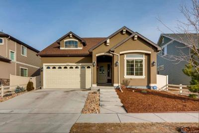 Denver Single Family Home Active: 4616 Walden Court