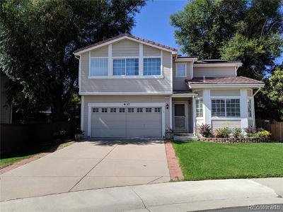 Highlands Ranch Single Family Home Active: 9127 Anasazi Indian Way