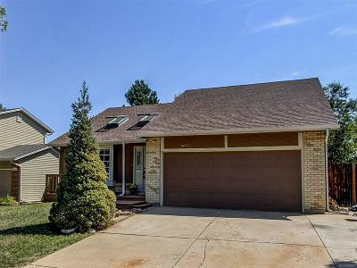 Aurora CO Single Family Home Active: $270,000