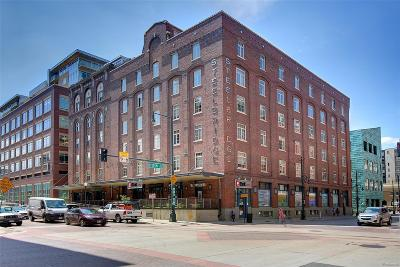 Denver Condo/Townhouse Active: 1449 Wynkoop Street #405