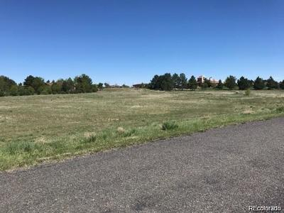 Arapahoe County Residential Lots & Land Active: 98 South Coolidge Street