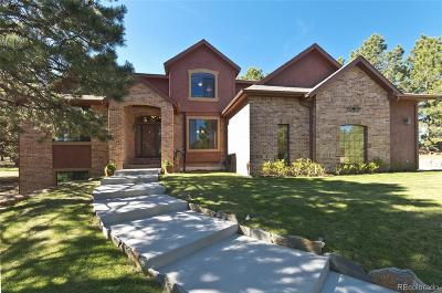 Monument Single Family Home Under Contract: 465 Indian Way
