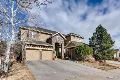 Arapahoe County Single Family Home Active: 24392 East Frost Drive