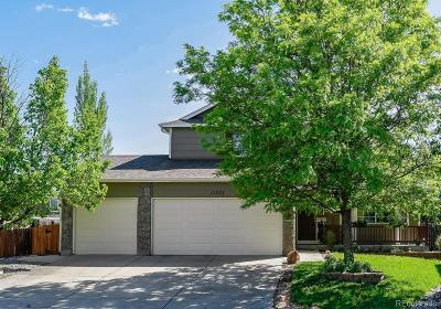 Commerce City Single Family Home Active: 11575 River Run Circle