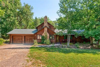 Loveland Single Family Home Active: 1712 Morning Drive