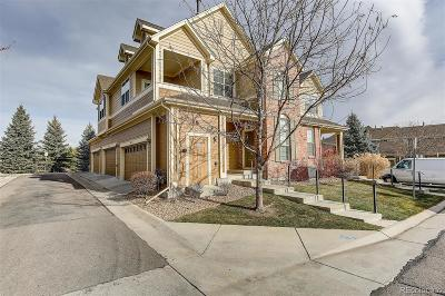 Arvada Condo/Townhouse Under Contract: 14137 West 84th Circle #C