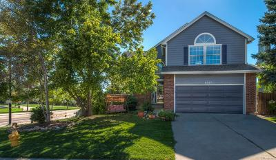 Highlands Ranch Single Family Home Active: 9397 Newport Lane