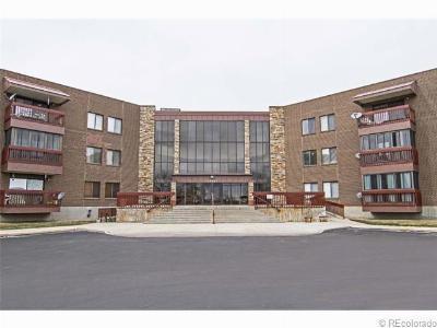 Broomfield Condo/Townhouse Sold: 12565 Sheridan Boulevard #208