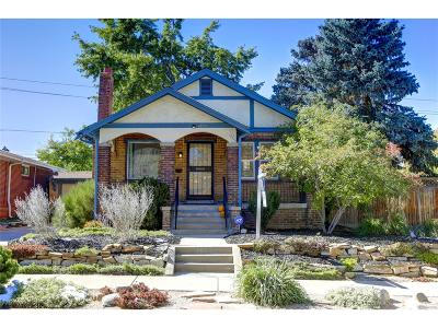 Englewood Single Family Home Active: 3859 South Sherman Street