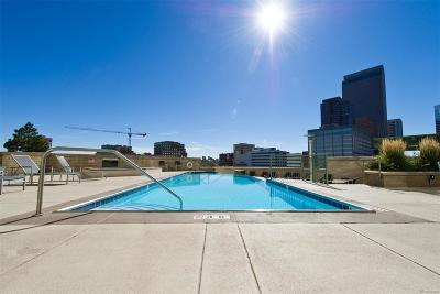 Denver Condo/Townhouse Active: 2001 Lincoln Street #1120