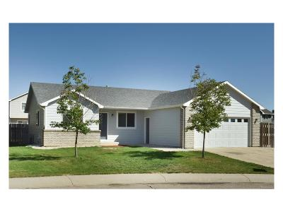 Eaton Single Family Home Active: 337 Red Bud Court