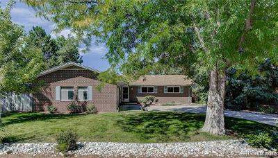 Centennial Single Family Home Active: 5665 East Maplewood Avenue