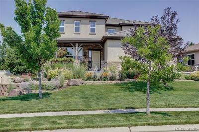 Broomfield Single Family Home Under Contract: 3301 Traver Drive