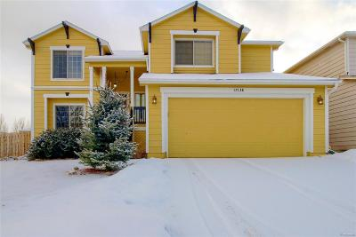 Parker Single Family Home Active: 17138 Yellow Rose Way