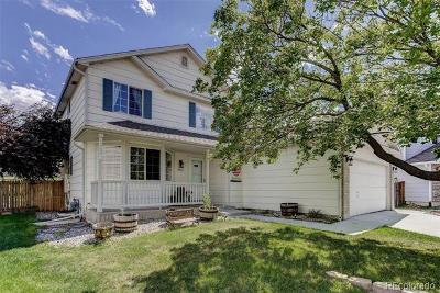 Centennial Single Family Home Active: 4499 South Halifax Street