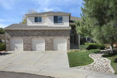 Castle Pines Single Family Home Active: 771 Briar Ridge Court